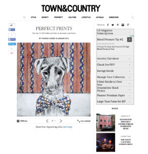Town & Country Screenshot